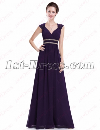 2016 Charming Long Prom Dress with Keyhole