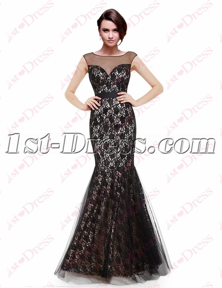 images/201604/big/Elegant-Mermaid-Black-Lace-Formal-Evening-Gown-4652-b-1-1461148114.jpg