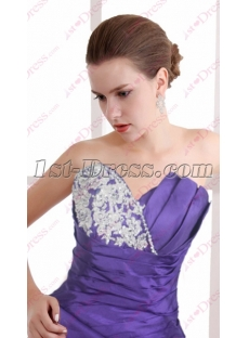 Discount Purple Sweet 15 Gown 2016