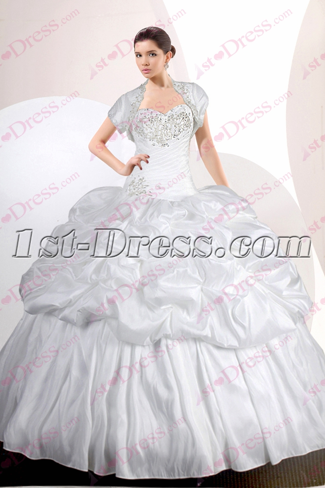 images/201607/big/2017-White-Quinceanera-Dress-with-Short-Jacket-4703-b-1-1468327021.jpg