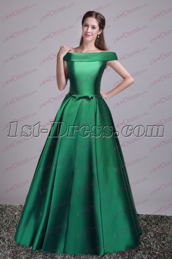 images/201608/big/Hunter-Green-Off-Shoulder-Military-Party-Dress-4738-b-1-1472480577.jpg