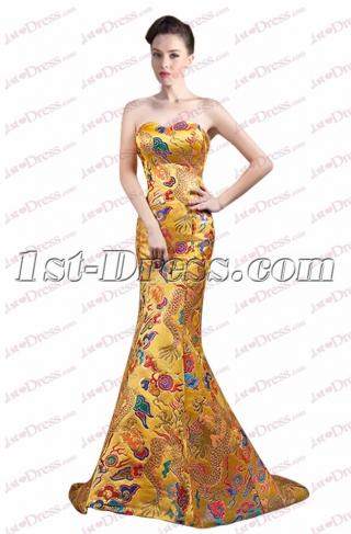 Unique Long Evening Dresses for Women