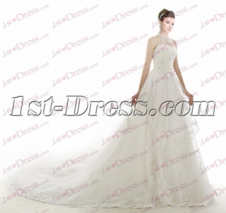 New Arrivals Modern Wedding Dress 2017 Online Dress