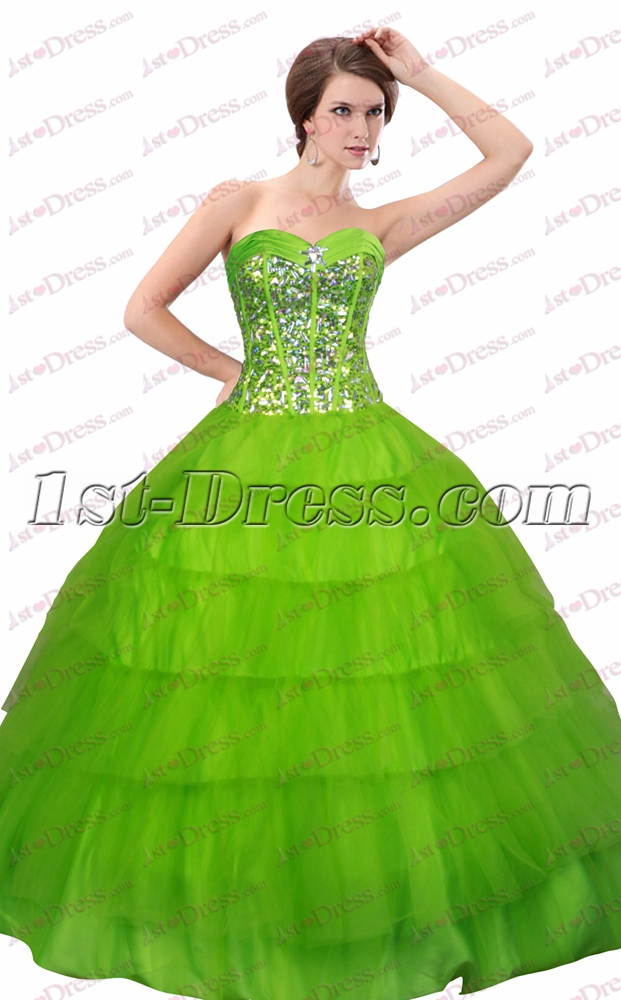 images/201611/big/Best-Green-Jeweled-2017-Quince-Gown-Dresses-4801-b-1-1479459296.jpg