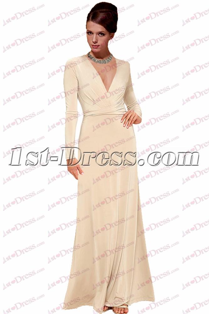 images/201611/big/Simple-Champagne-Long-Sleeves-Vintage-Evening-Dress-with-V-neckline-4804-b-1-1480495123.jpg