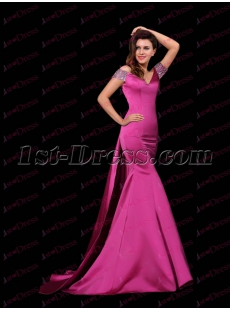 images/201612/small/Sexy-Sheath-Fuchsia-V-neckline-Celebrity-Dress-with-Train-4829-s-1-1483001133.jpg