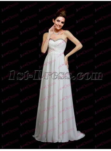 ef16b514ef4 Affordable   Cheap Empire Bridal Gown and maternity wedding dress ...