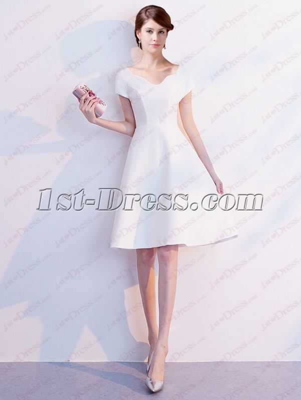 images/201809/big/Simple-White-Short-Prom-Dress-2018-with-Short-Sleeves-4891-b-1-1537435791.jpg