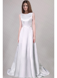 Traditional Summer Wedding Dress in 2019