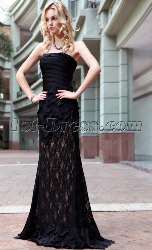 images/201911/big/Charming-Long-Black-Mermaid-Dress-under-100-4936-b-1-1575008485.jpg