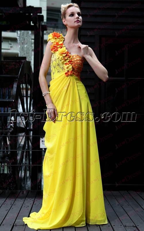 images/201911/big/Fancy-One-Shoulder-Long-Floral-Yellow-Prom-Dress-under-100-4934-b-1-1574074742.jpg