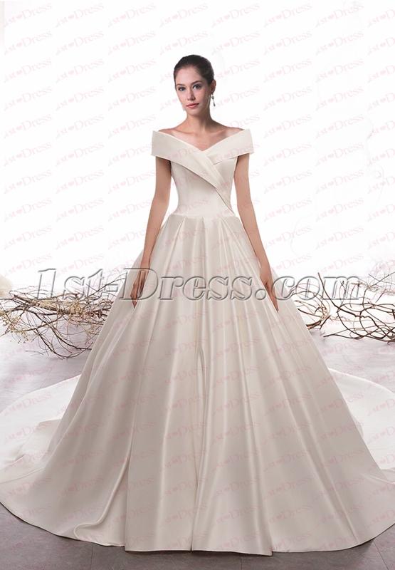 images/202005/big/Simple-Off-Shoulder-Satin-Vintage-Bridal-Dress-2020-4945-b-1-1590405635.jpg